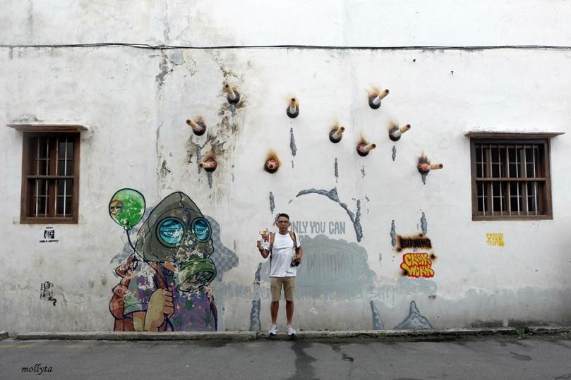 Mural di Penang5