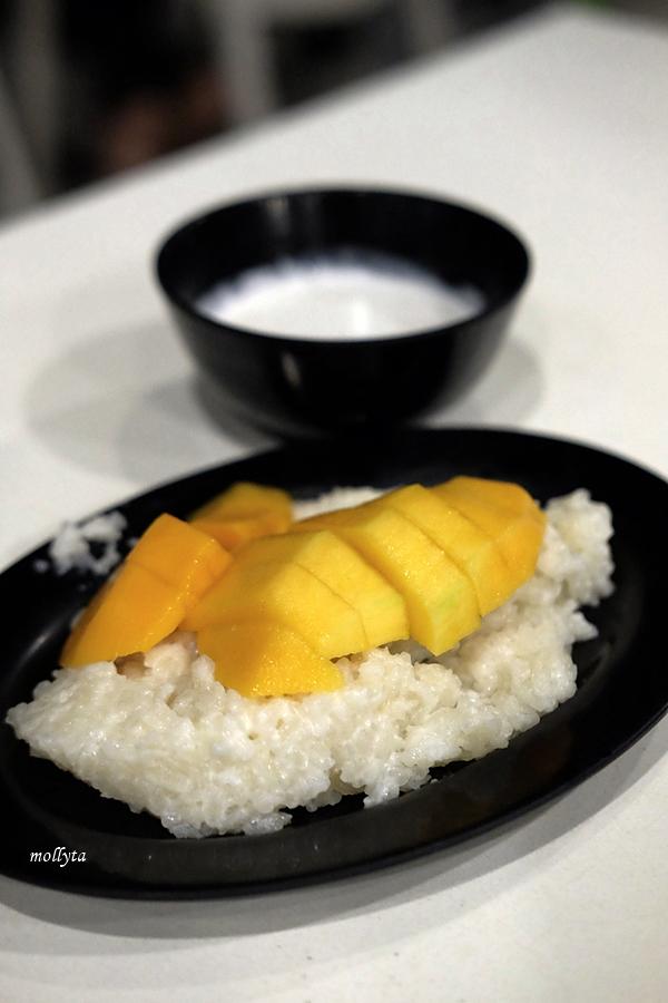 Mango Sticky Rice di Penang