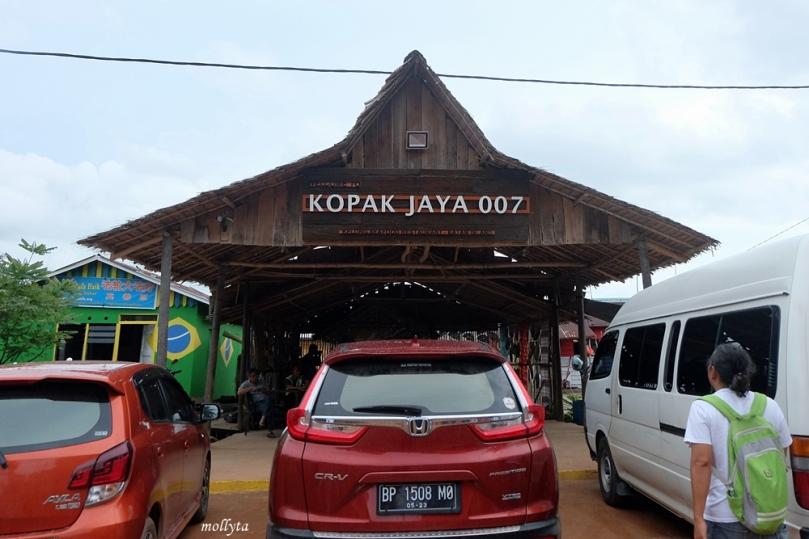 Restoran seafood Kopak Jaya 007 Batam