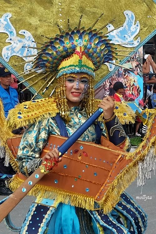 Parade kostum BICC 2018 yang unik
