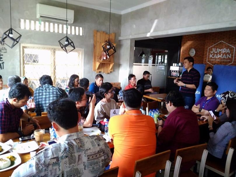 Francky Rinaldo Pakpahan Group Head XL Axiata Region West