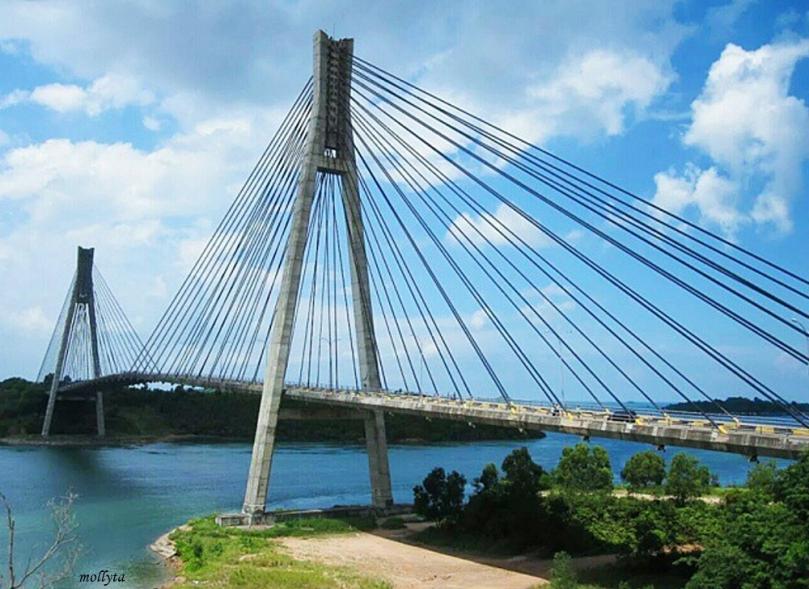 Jembatan Barelang di Batam