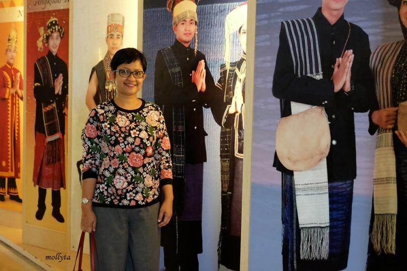 Ragam suku di Museum Negeri Sumatera Utara