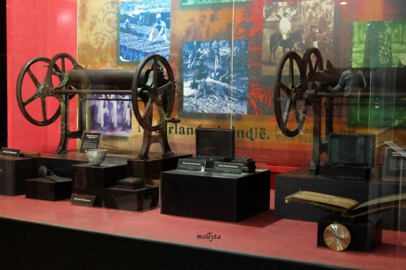 Peninggalan sejarah di Museum Negeri Sumatera Utara
