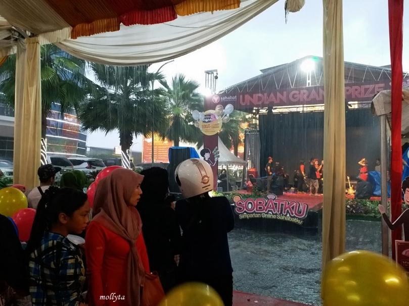 Undian Grand Prize SOBATKU Medan