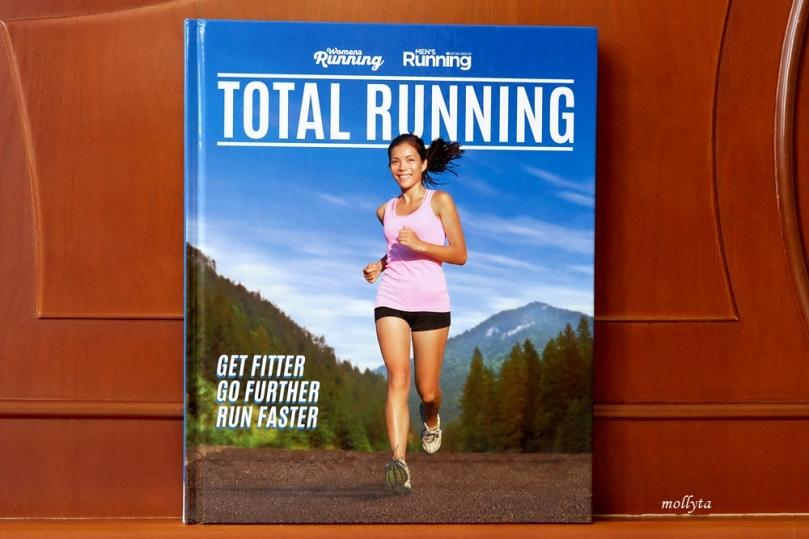 Buku Total Running sebagai panduan olahraga lari