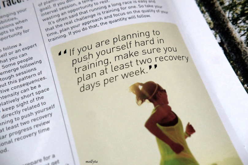 Buku panduan olahraga lari