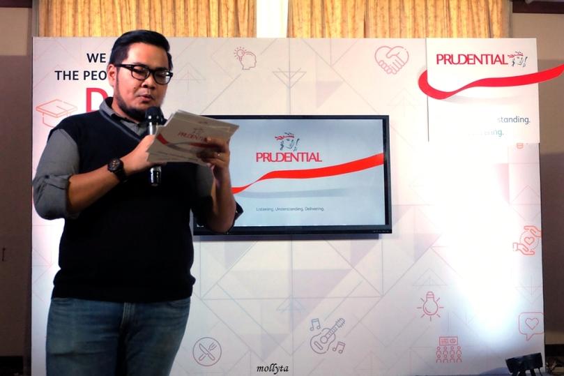 Acara Prudential Indonesia di Selecta Medan