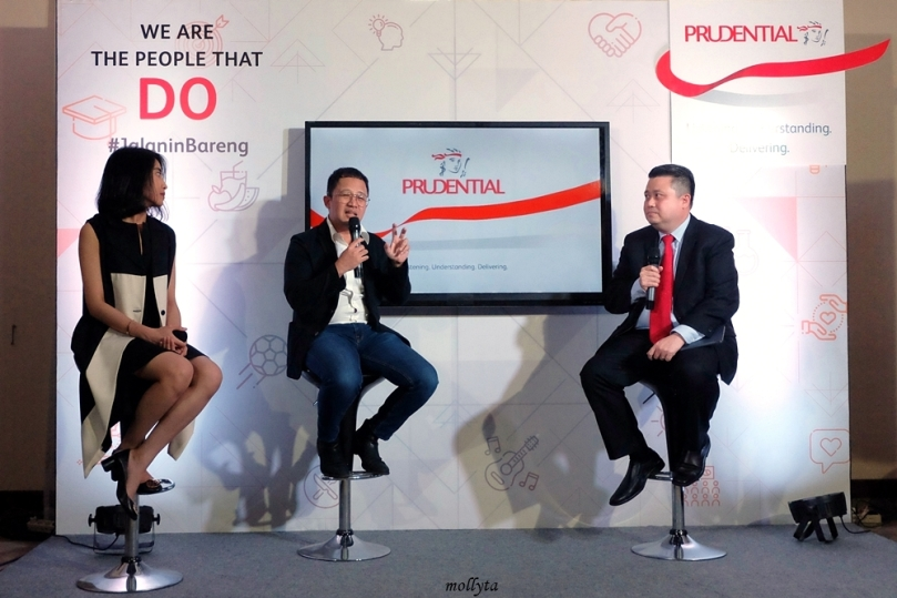 Peluncuran produk PRUCritical Benefit 88 di Medan