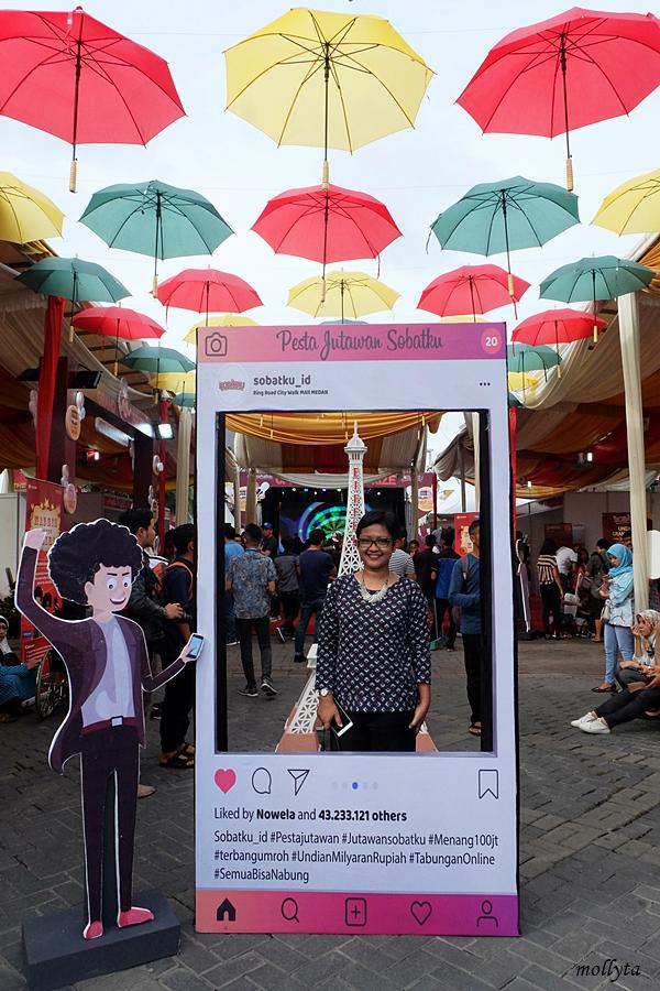 Acara Undian Grand Prize SOBATKU Medan