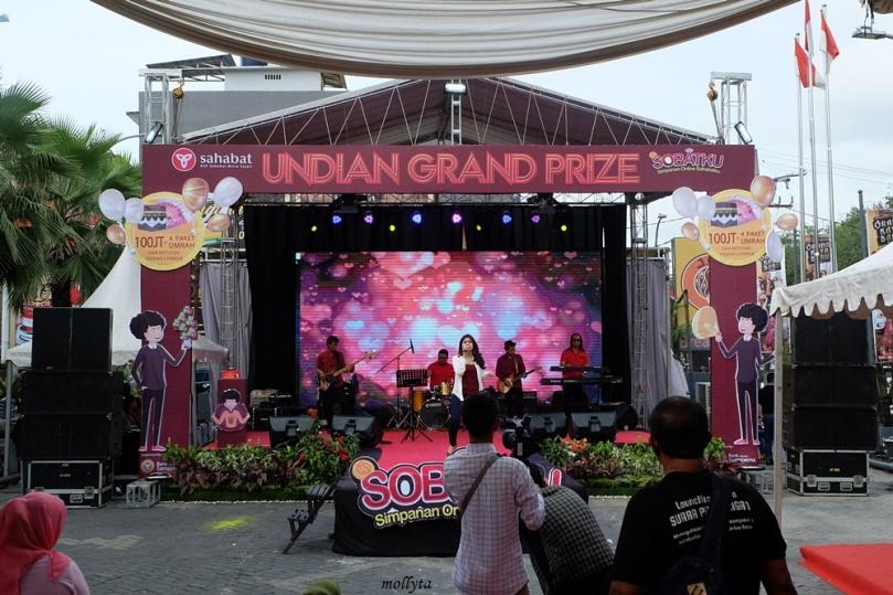 Hiburan acara SOBATKU Medan
