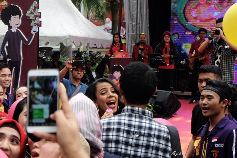 Nowela di acara SOBATKU Medan