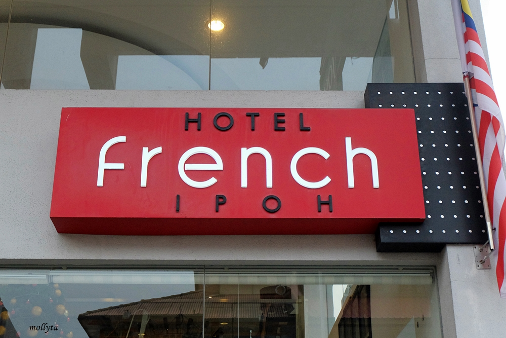 Hotel French di Ipoh