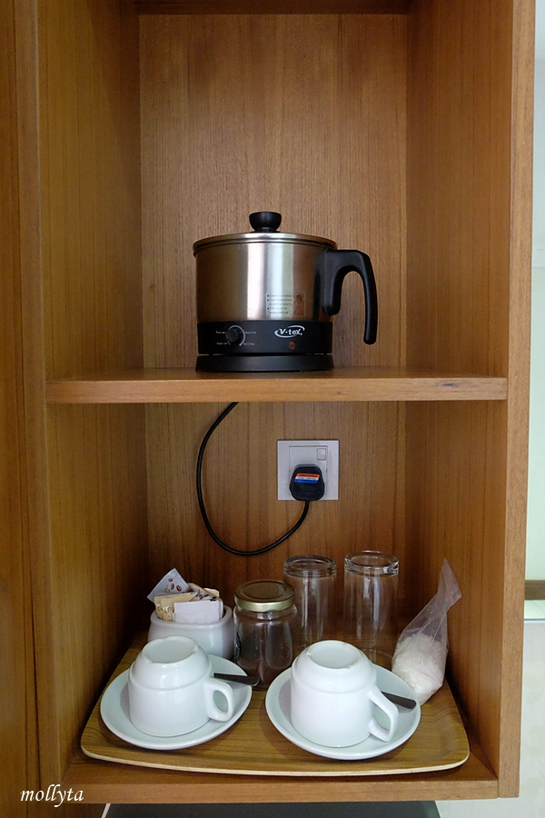 Electric kettle di French Hotel Ipoh