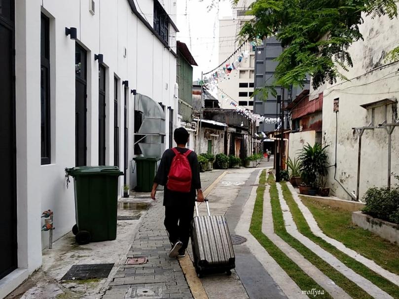 Jalan-jalan di Penang
