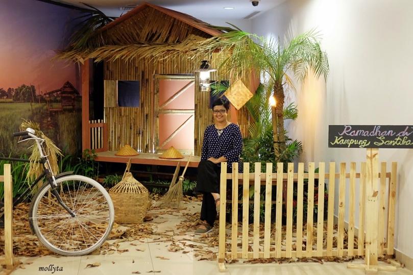 Berbuka puasa bulan Ramadan di hotel Medan