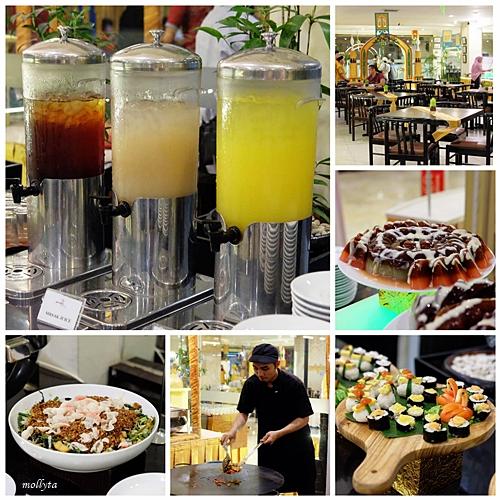 Paket buka puasa di Garuda Plaza Hotel Medan 2019