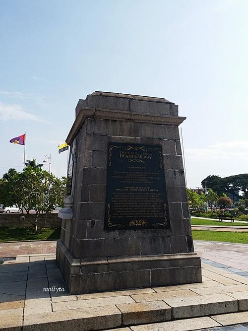 War Memorial di Ipoh