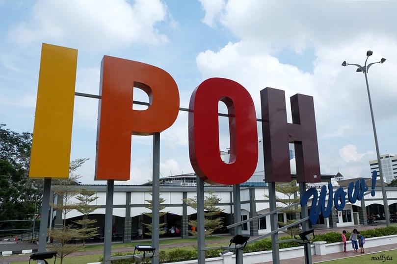 Berwisata ke Ipoh Malaysia