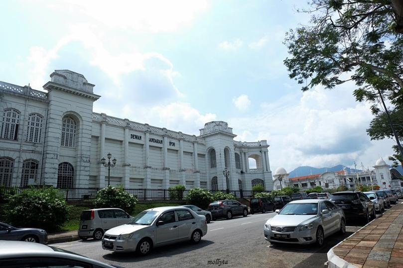 Gedung Dewan Bandaran Ipoh