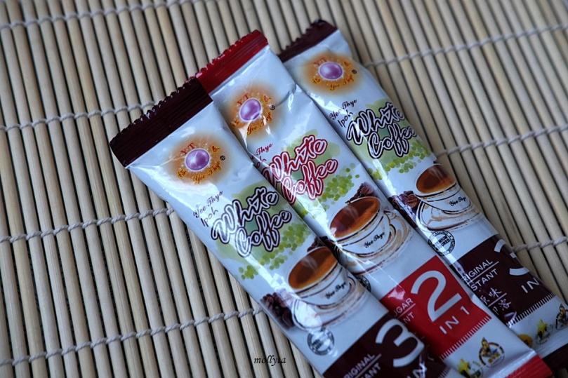 Ipoh White Coffee yang terkenal