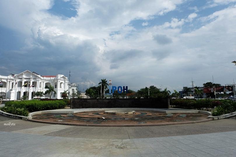 Suasana di Ipoh Railway Station