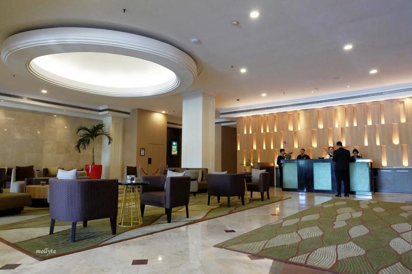 Lobby di Radisson Medan