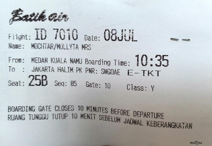 Tiket Batik Air