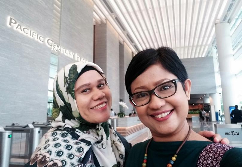 pelatihan di kantor Google Indonesia