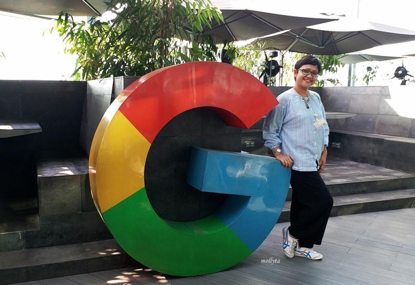 Di kantor Google Indonesia