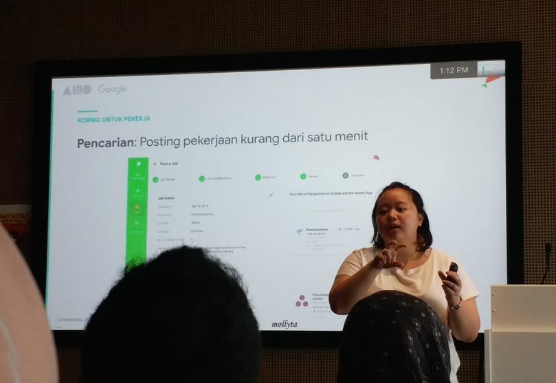 Materi tentang Kormo di Google Indonesia