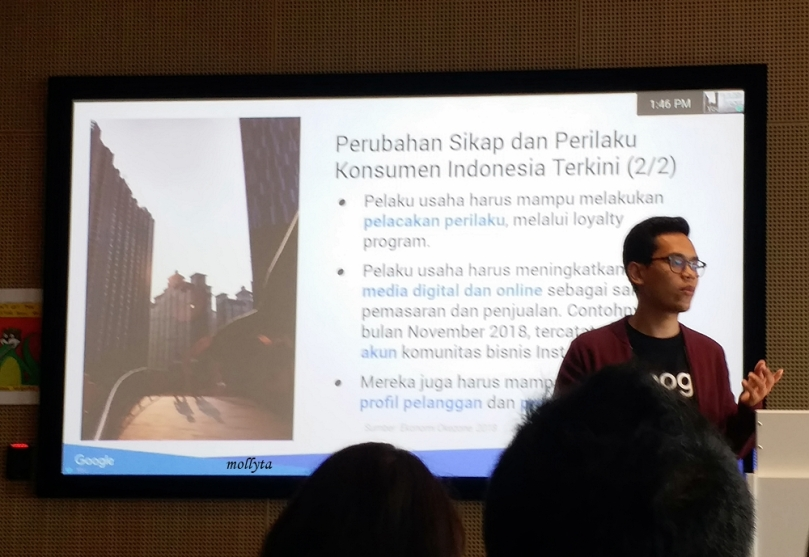 Materi Gapura Digital di Google Indonesia