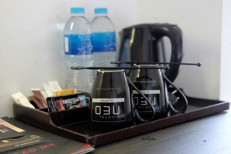 Coffee and tea maker Hotel Neo Tendean