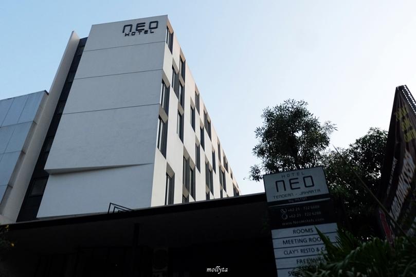 Hotel Neo Tendean di Jakarta