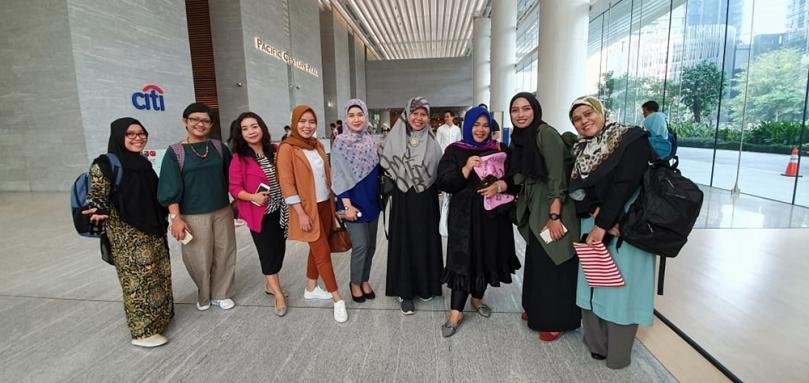 Fasilitator Gapura Digital di Kantor Google Indonesia