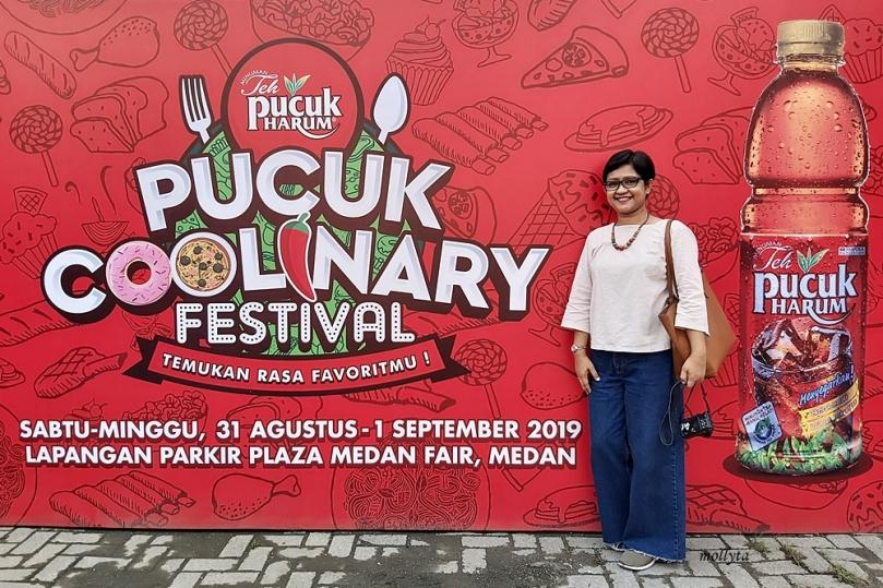 Acara Pucuk Coolinary Festival Medan 2019