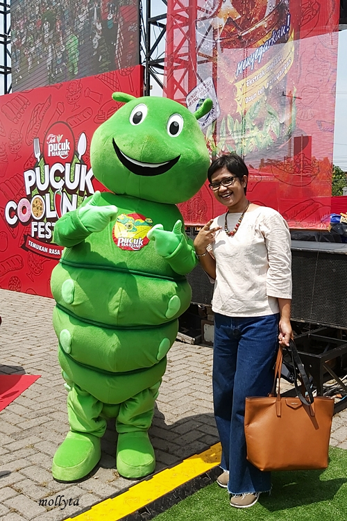 Di Pucuk Coolinary Festival Medan 2019