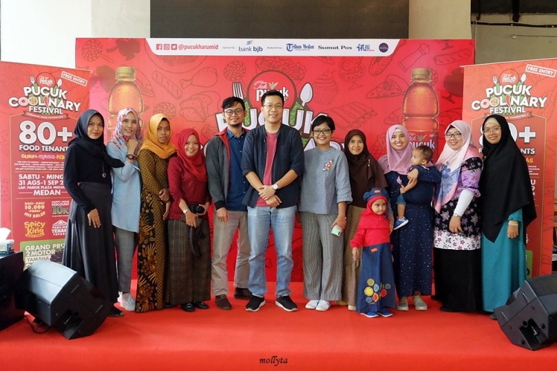 Media Gathering Pucuk Coolinary Festival Medan