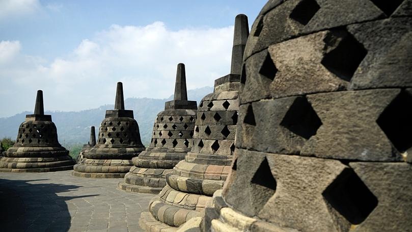 Candi Borobudur Jogjakarta