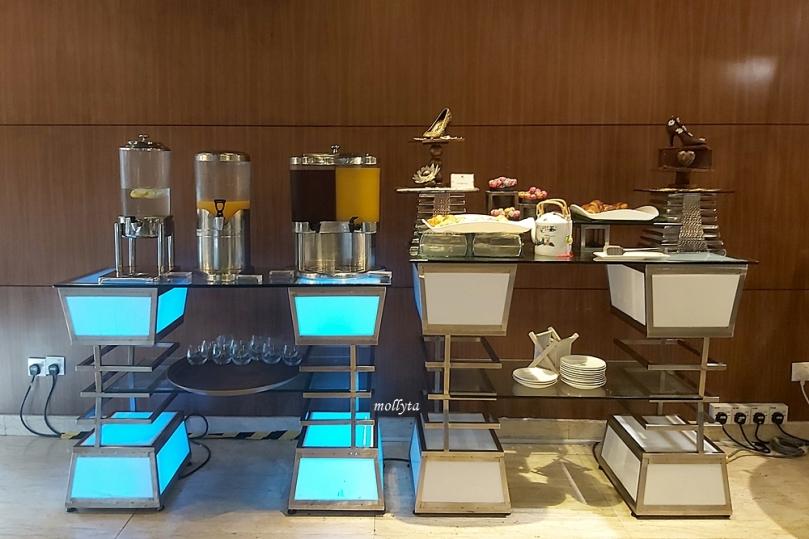 Menu sarapan di Wembley Cafe Penang