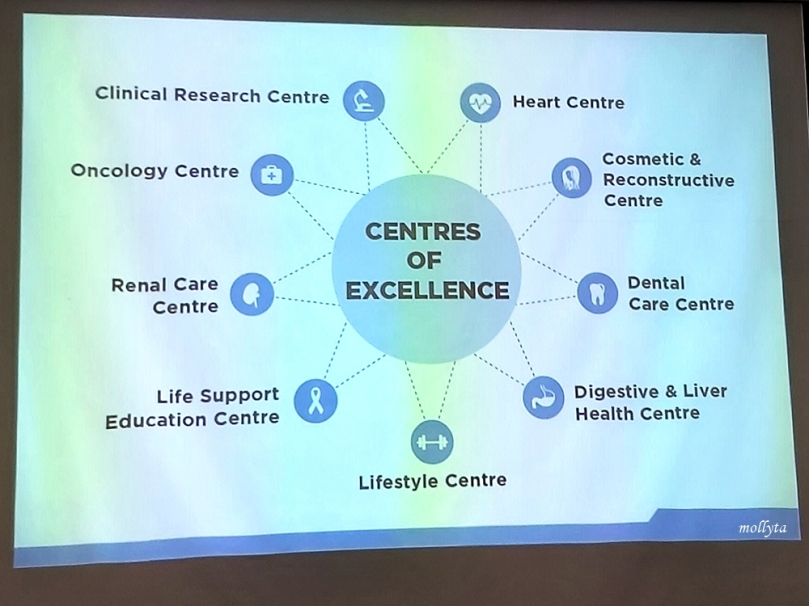 Centres of Excellence Penang Adventist Hospital