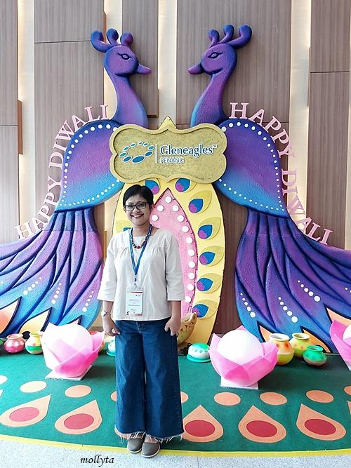 Berkunjung ke Gleneagles Hospital Penang