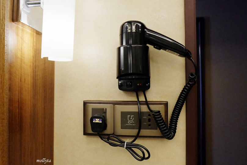 Hairdryer The Wembley A St Giles Hotel Penang