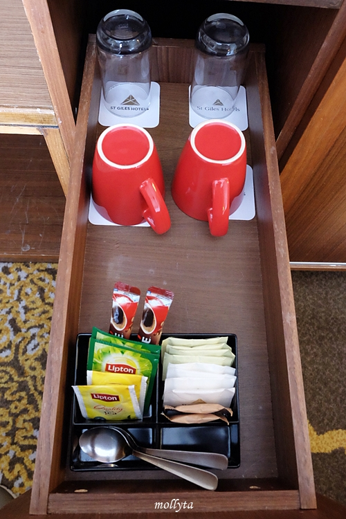 Coffee/tea maker The Wembley A St Giles Hotel Penang
