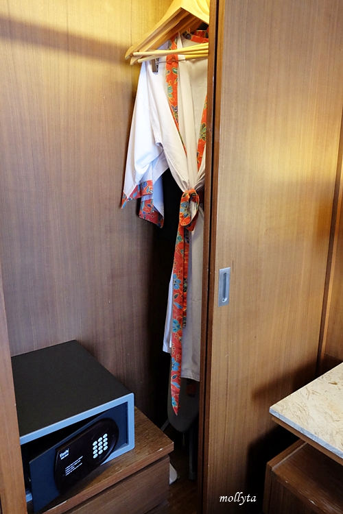 Bathrobe di The Wembley A St Giles Hotel Penang