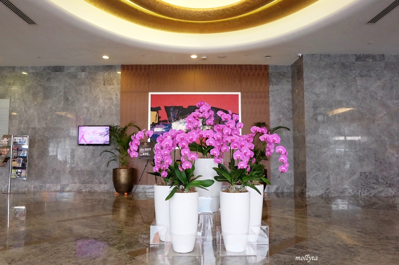 Lobby The Wembley A St Giles Hotel Penang