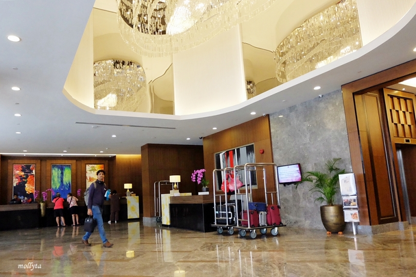 Concierge di The Wembley A St Giles Hotel Penang