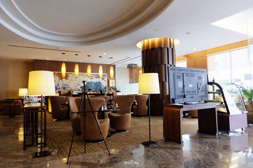 Lobby Lounge di The Wembley A St Giles Hotel Penang