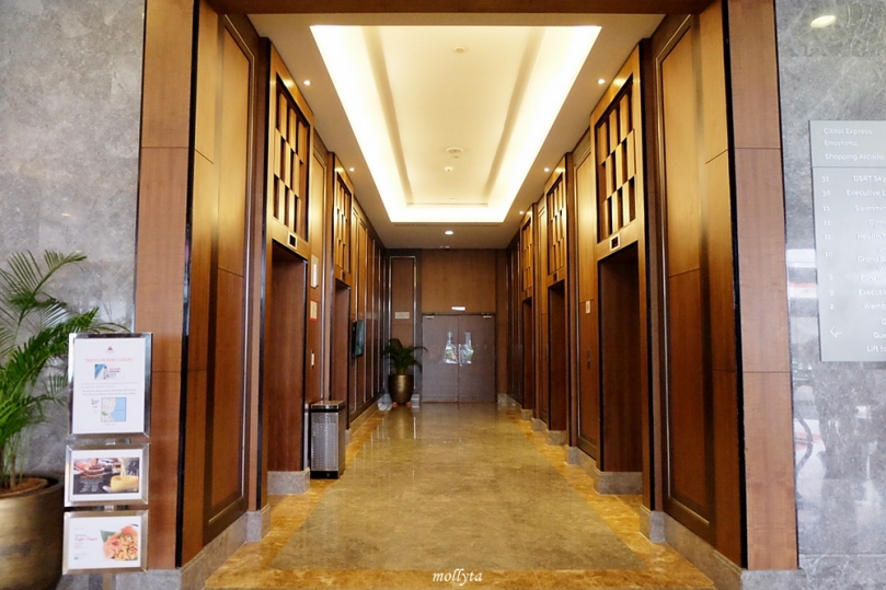 Lift di The Wembley A St Giles Hotel Penang
