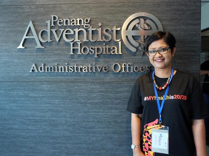 Wisata kesehatan di Penang Adventist Hospital